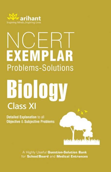 NCERT Exemplar Problems-Solutions BIOLOGY class 11