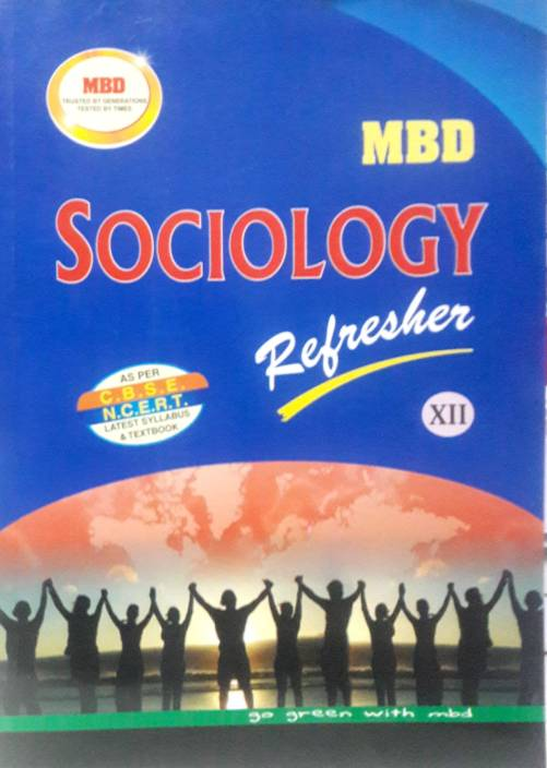 MBD Sociology Refresher Class 12: Buy MBD Sociology Refresher Class
