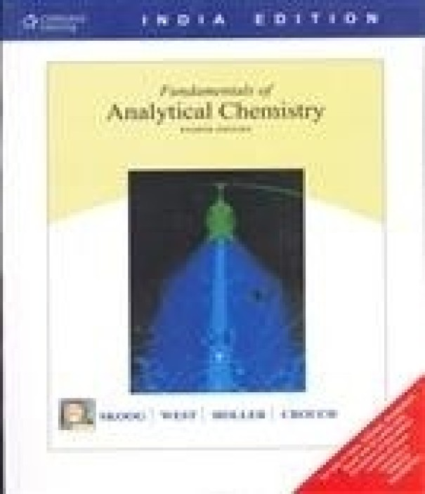 Fundamental Of Analytical Chemistry Skoog Pdf