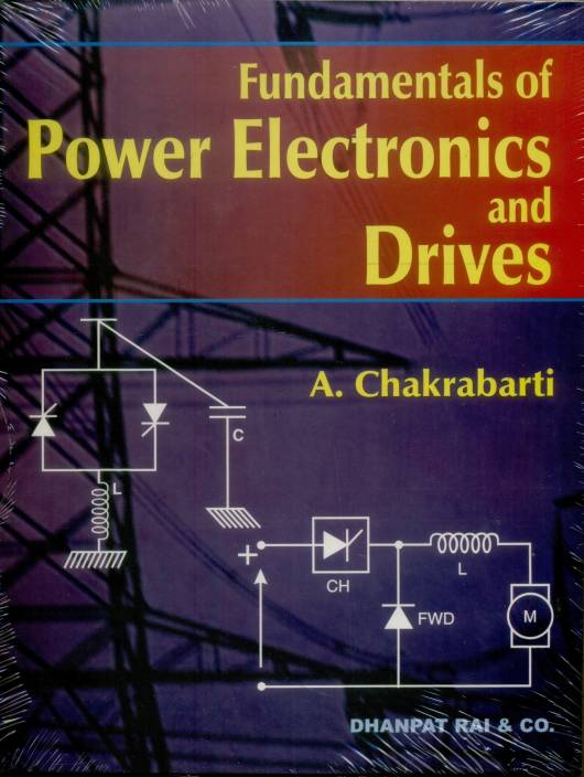 Fundamentals Of Power Electronics And Drives 01 Edition border=