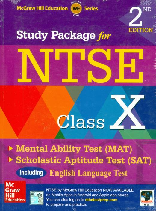 Study Package for NTSE (Class 10) 2nd Edition