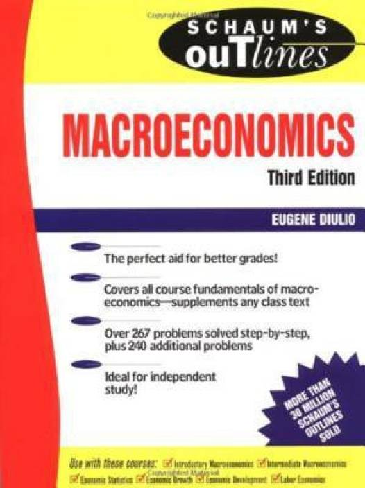Schaum S Outline Of Theory And Problems Of Macroeconomics 3rd