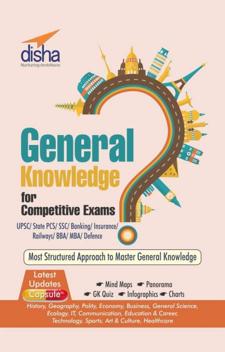 General Knowledge for Competitive Exams - UPSC/ State PCS/ SSC