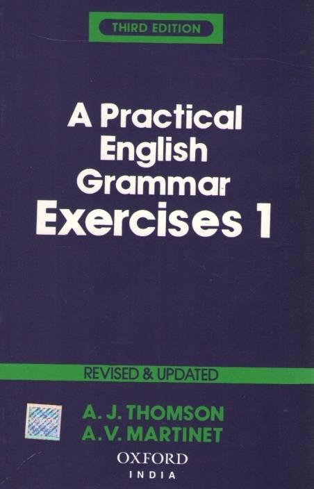 A Practical English Grammar Exercises -1 3rd Edition: Buy A