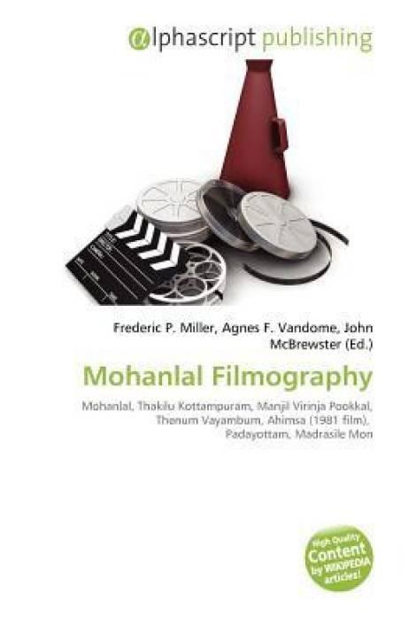 Mohanlal Filmography