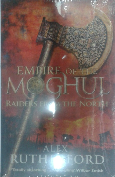 empire of the moghul book series