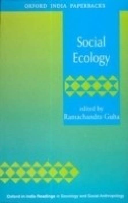 Social Ecology 01 Edition 01 Edition