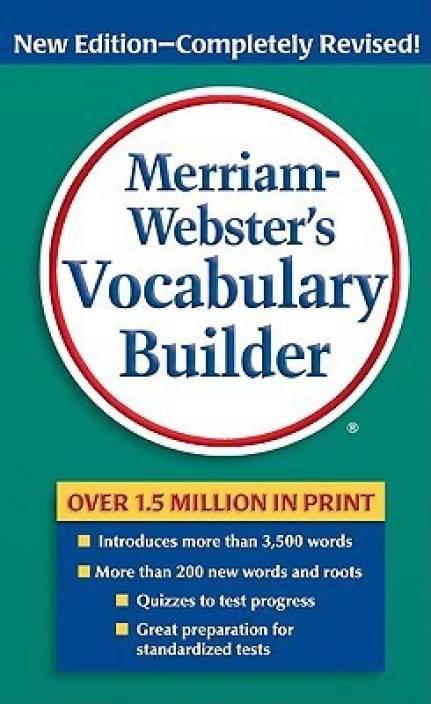 Merriam-Webster s Vocabulary Builder  Buy Merriam-Webster s Vocabulary  Builder by at Low Price in India  98d49557f