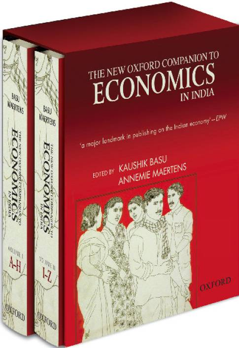 The New Oxford Companion To Economics In India (Set Of 2 Volume With CD-ROM) 1st Edition