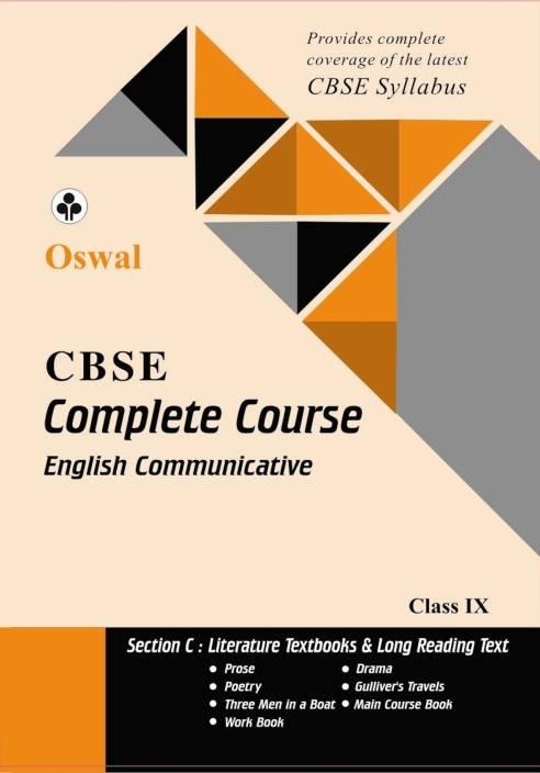 CBSE Complete Course English Communicative for Class IX: Buy CBSE