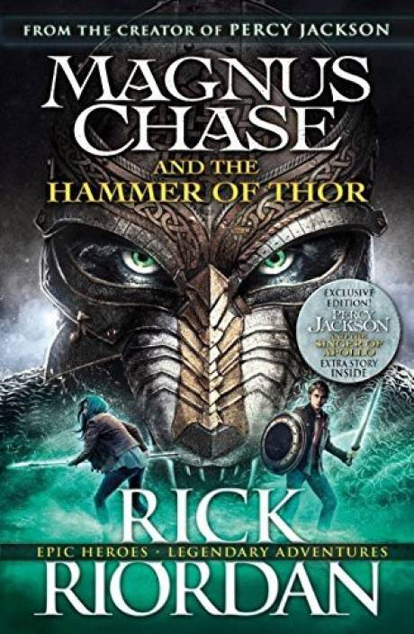 magnus chase and the hammer of thor buy magnus chase and the
