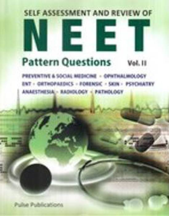 self assesment & review of NEET pattern question vol2