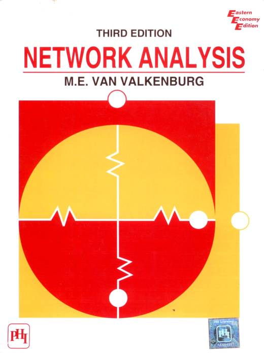 NETWORK ANALYSIS, 3/E 3rd  Edition