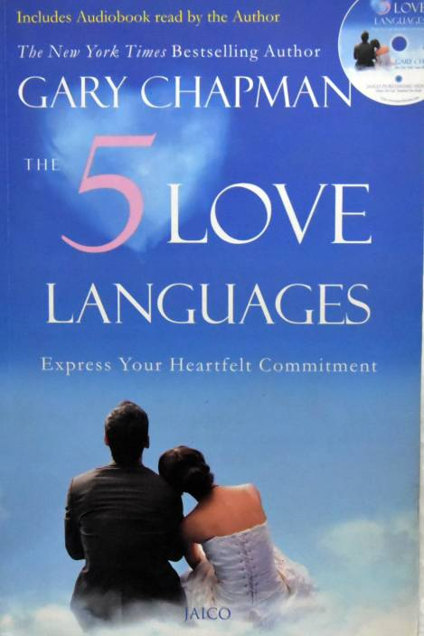 The 5 Love Languages With Cd English Paperback G Chapman