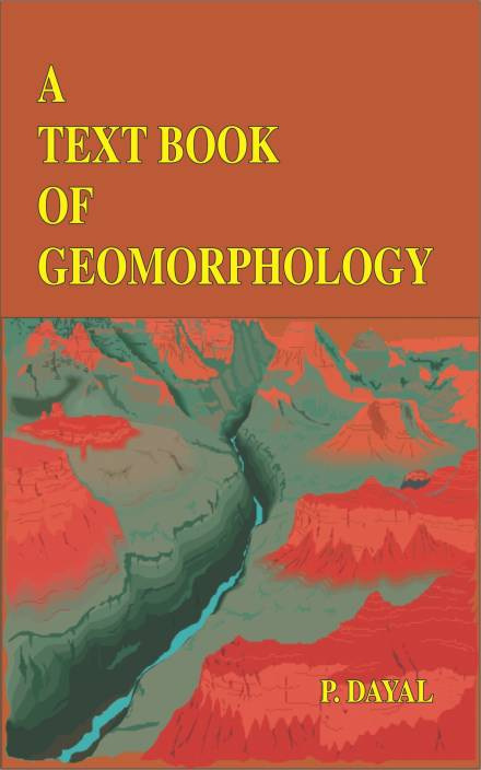 A Textbook Of Geomorphology Buy A Textbook Of Geomorphology By