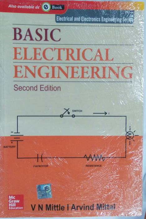 Basic Electrical Engineering (Electrical And Electronics Engineering Series) 2nd  Edition