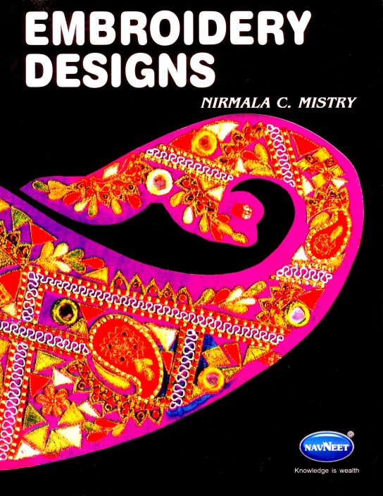 Embroidery Designs Book