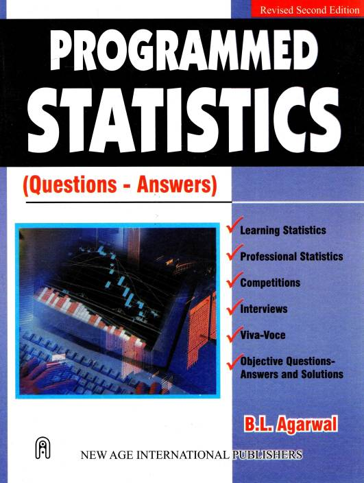Programmed Statistics (Question-Answers) 2nd Edition