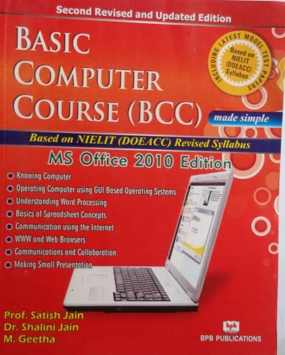 computer syllabus