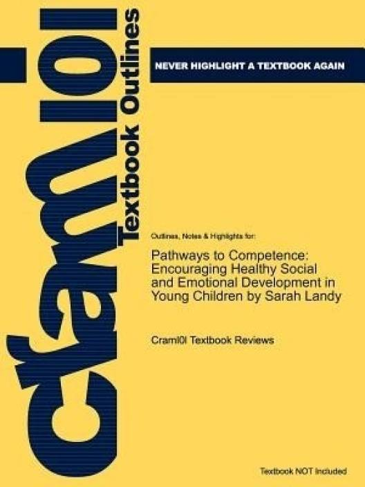 pathways to competence encouraging healthy social and emotional development in young children
