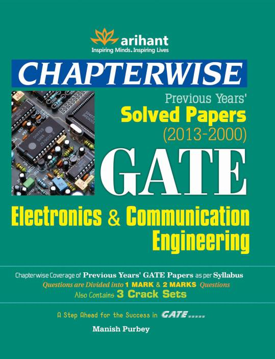 GATE Chapterwise Solved Papers - Chemical Engineering Single Edition
