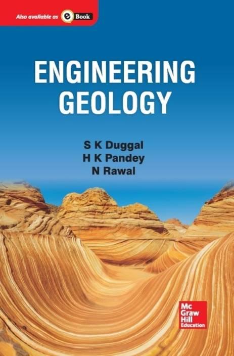 Engineering Geology 1st  Edition