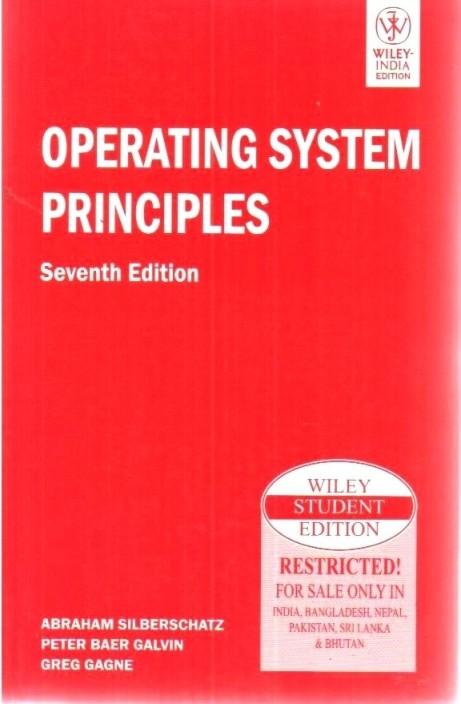 Operating Systems Silberschatz Pdf
