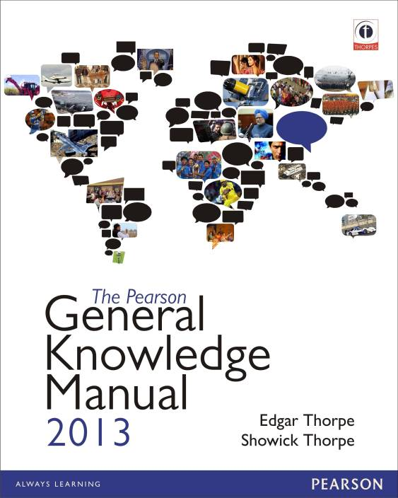 The Pearson General Knowledge Manual 2013
