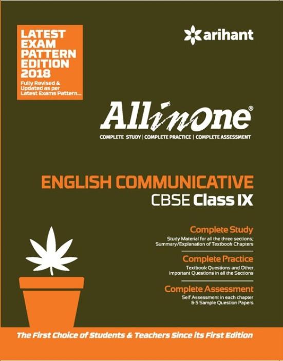Cbse 9th Class English Book