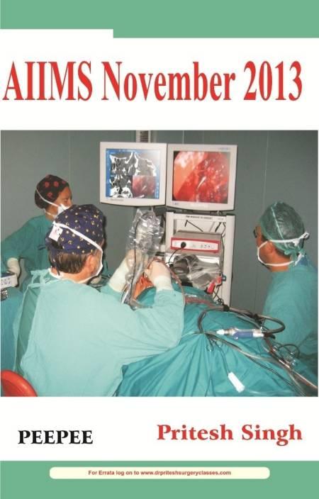 AIIMS November 2013 1st Edition
