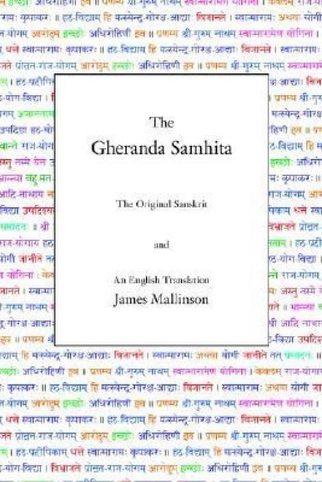 The Gheranda Samhita: The Original Sanskrit