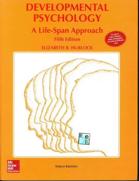 Developmaental Psychology: A Life-Span Approach 5th Edition