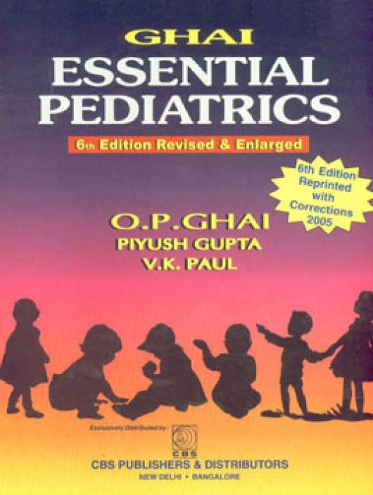 Op Ghai Textbook Of Pediatrics 7th Edition Pdf