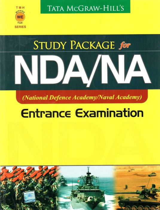 STUDY PACKAGE FOR NDA 1st  Edition