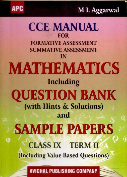 Cce Manual For Formative Assessment Summative Assessment In