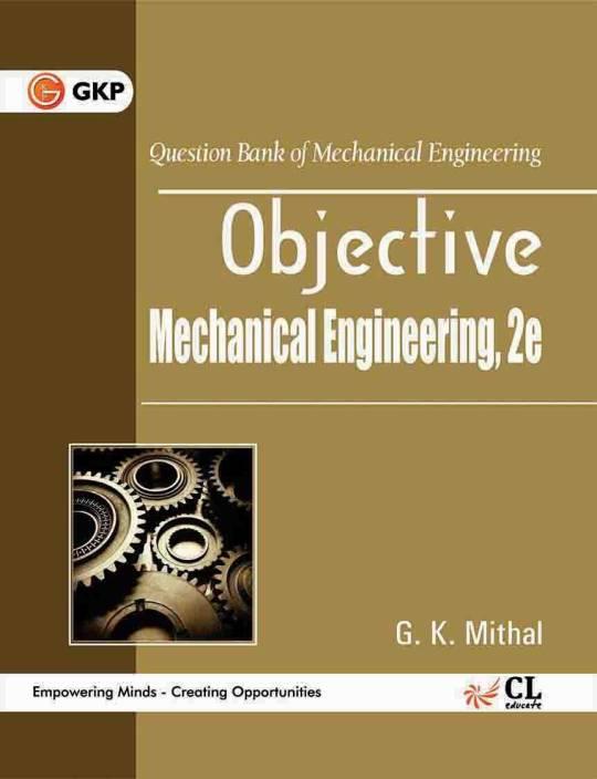 Objective Mechanical Enggineering,2e