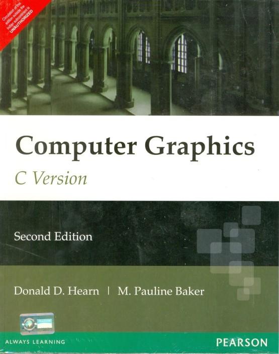 Computer Graphics Book Pdf