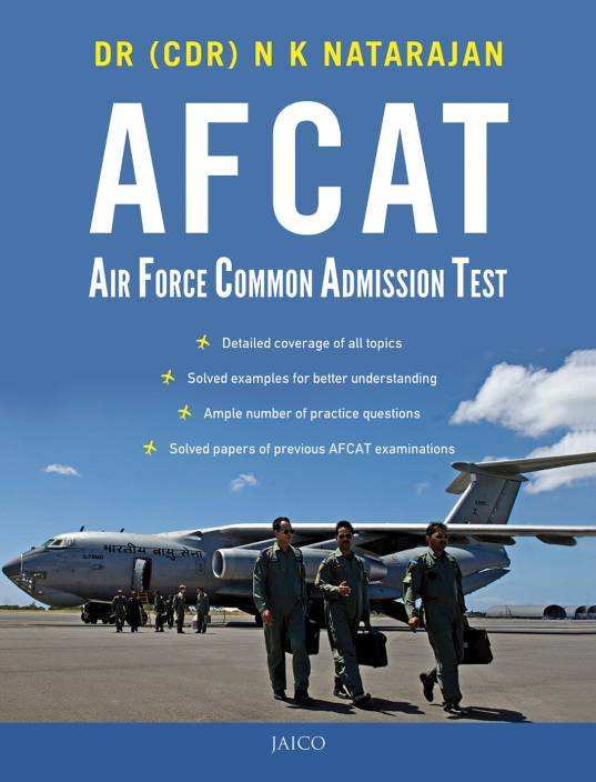 AFCAT: Air Force Common Admission Test