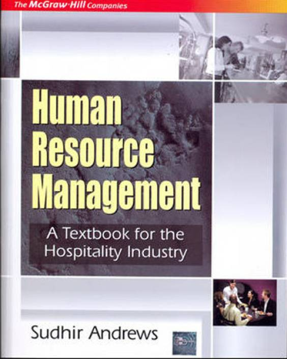 Human Resource Management : A Textbook for Hospitality