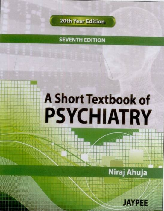 A Short Textbook Of Psychiatry 7th Edition 7th Edition Buy A Short