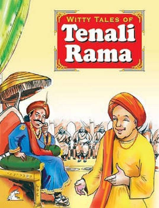 Witty Tales Of Tenali Rama: Buy Witty Tales Of Tenali Rama