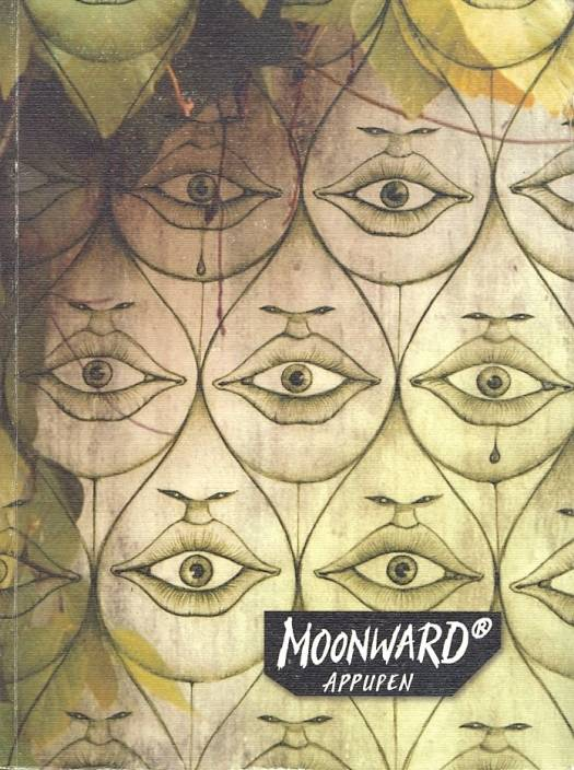Moonward-A graphic novel