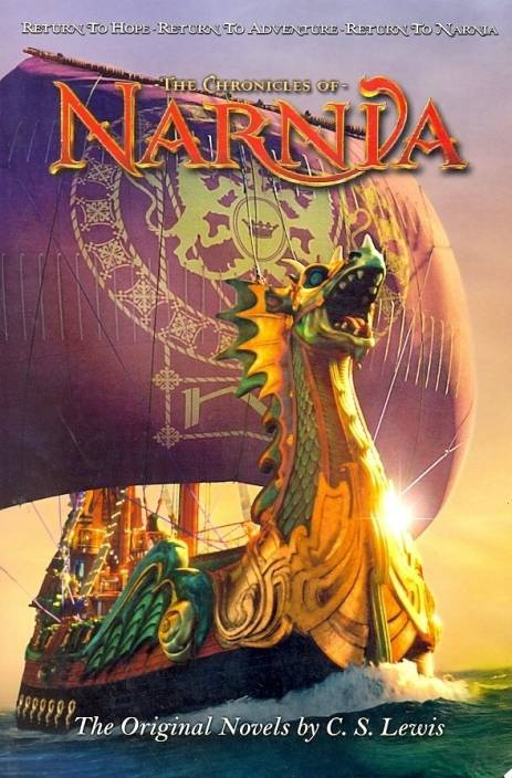 e60ba8960da4f CHRONICLES OF NARNIA (7 in 1) EDITION (English, Paperback, Lewis, C.S.)