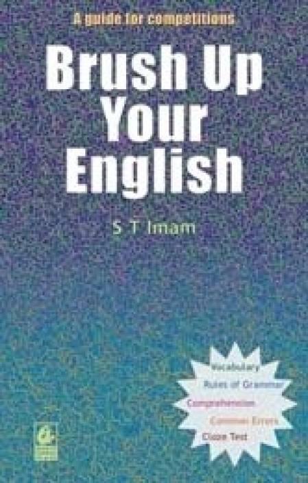 Brush Up Your English / E2 by Ima M-English-Upkar Prakashan - Agr *C