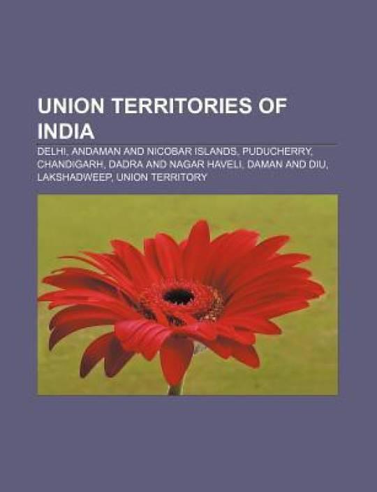 Union Territories of India: Delhi, Andaman and Nicobar Islands