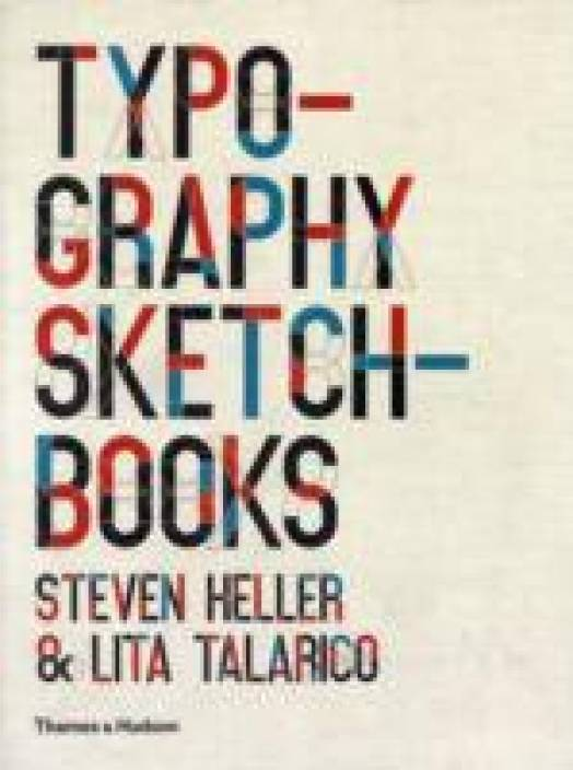 Typography Sketchbooks