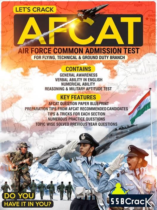Let's Crack AFCAT - Air Force Common Admission Test