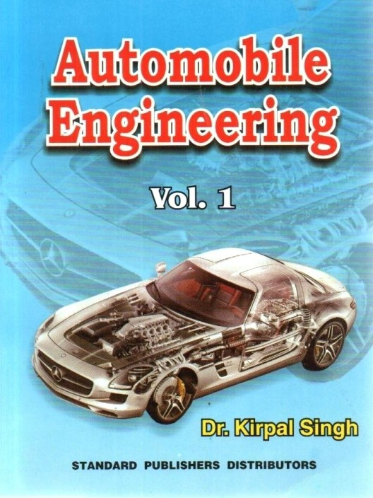 Automobile Engg Book Pdf