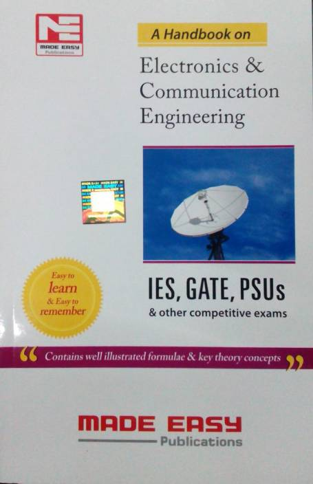 IES, GATE, PSUs: A Handbook on Electronics and Communication Engineering
