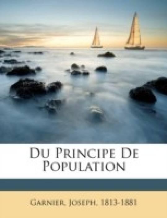 Du Principe de Population